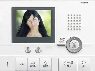 GT Series: Multi-Tenant Colour Video Entry Security System on